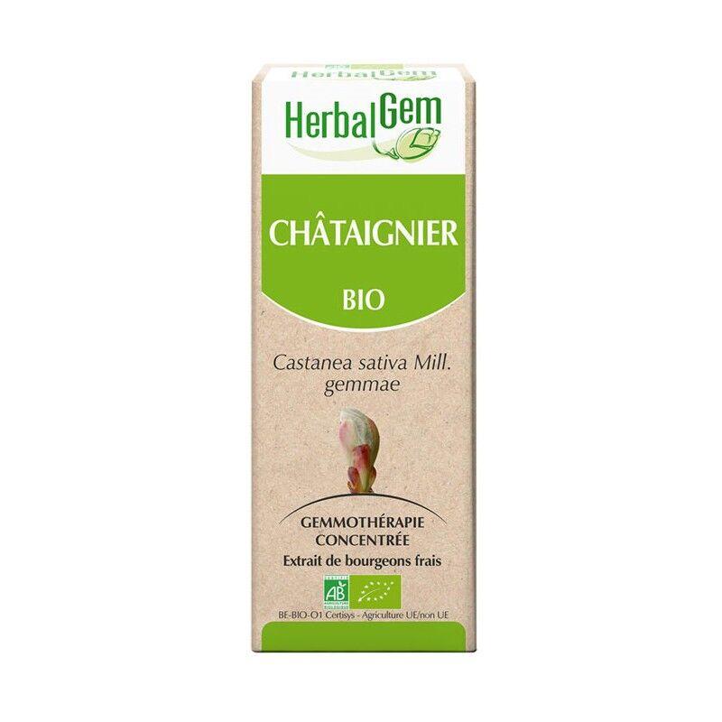 HerbalGem châtaignier bio - 30ml