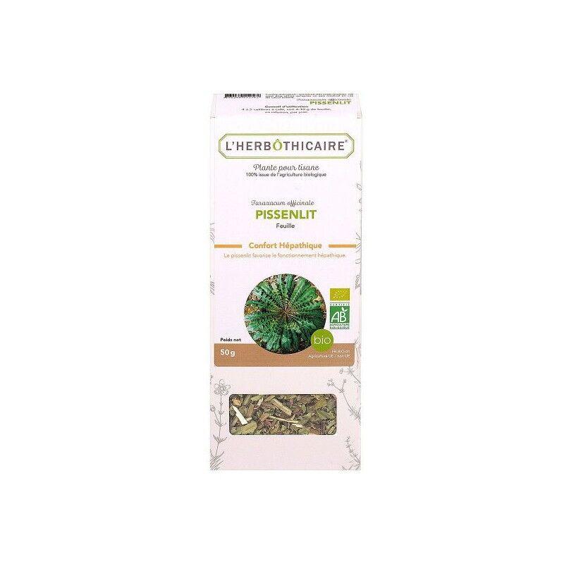 L'herboticaire L'herbôthicaire tisane Pissenlit bio 50g