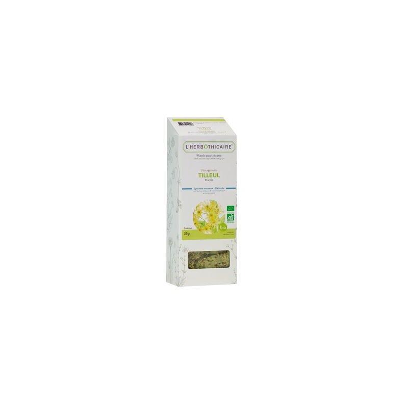 L'herboticaire L'herbôthicaire tisane Tilleul bractée bio 35g