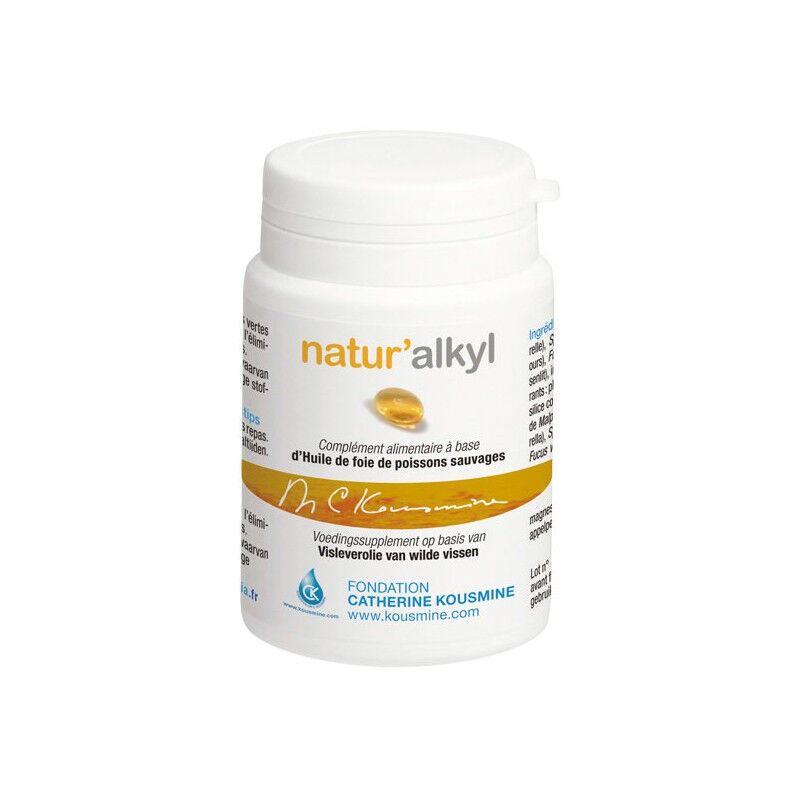 Nutergia Natur'Alkyl - 90 capsules