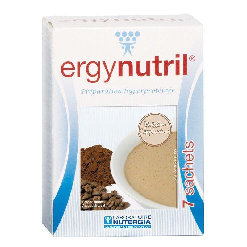 Nutergia Ergynutril saveur cappu...