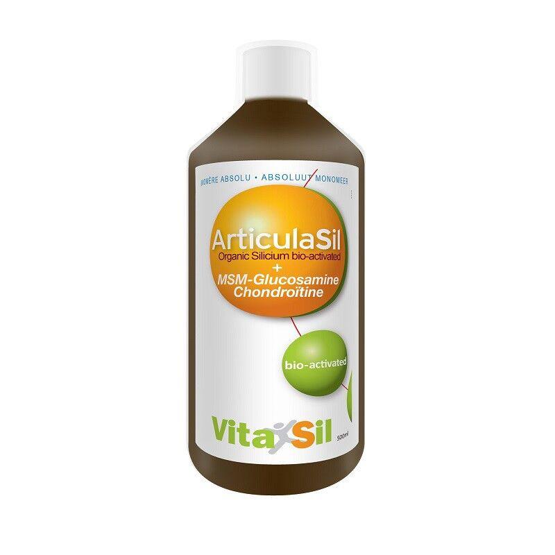 Vitasil Articulasil Silicium + MSM - 1l