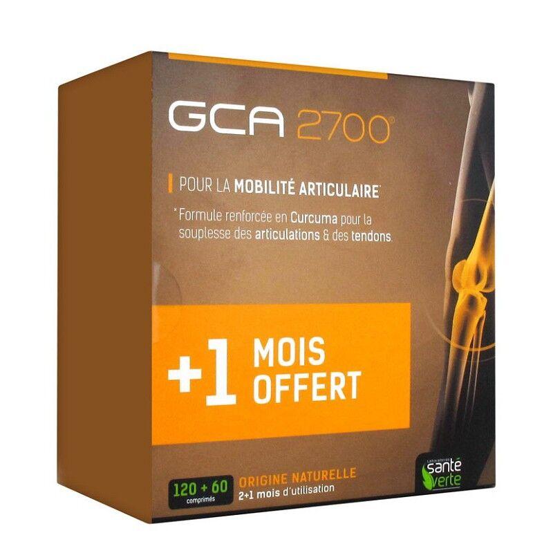 Santé Verte GCA 2700 - 180 comprimés