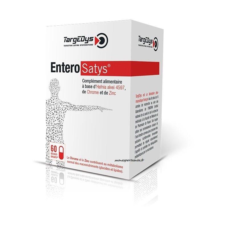 TargEDys Enterosatys - 60 gélules