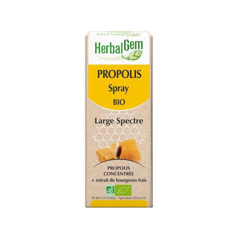 HerbalGem Propolis spray bio - 15ml