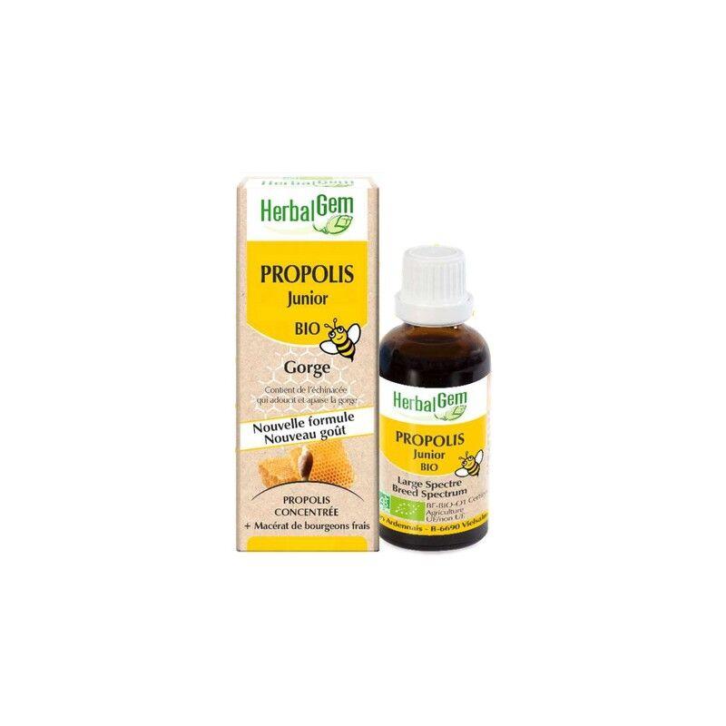 HerbalGem Propolis Junior Bio gouttes - 15ml