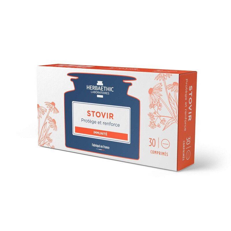 Herbaethic Stovir - 30 comprimés