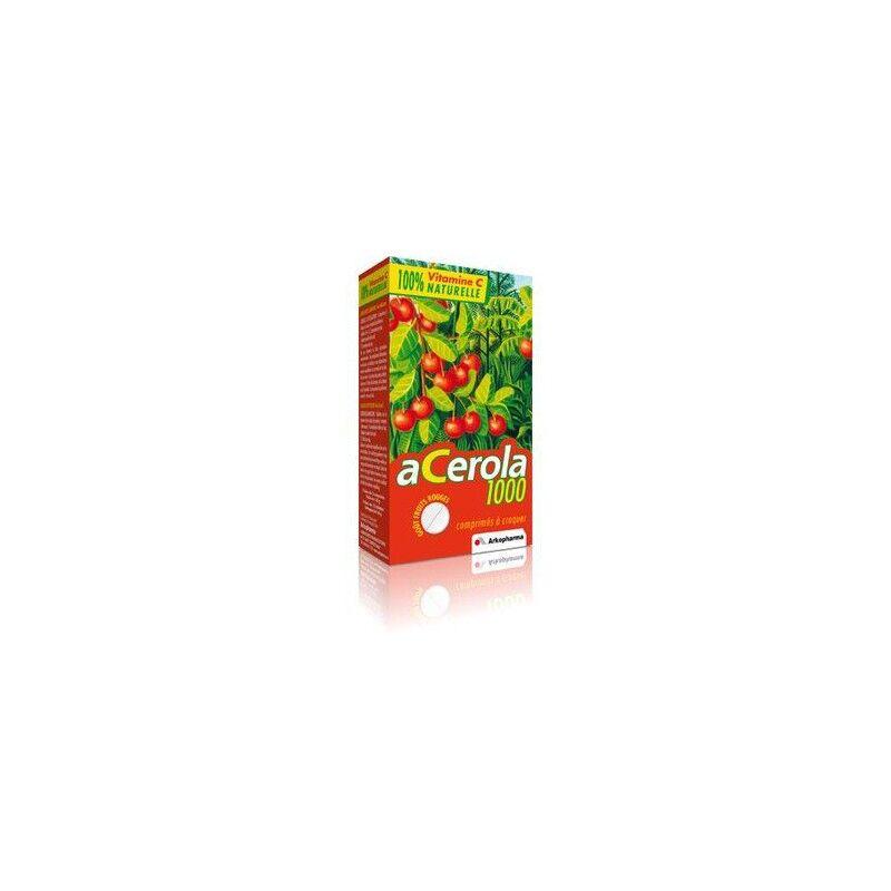 Arkopharma Arko Acerola 1000 boite de 30 Comprimés