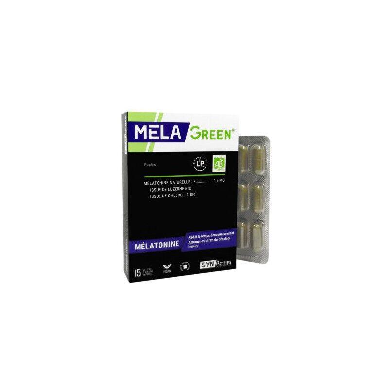 SYN Actifs Synactifs Mela green 15 gélules
