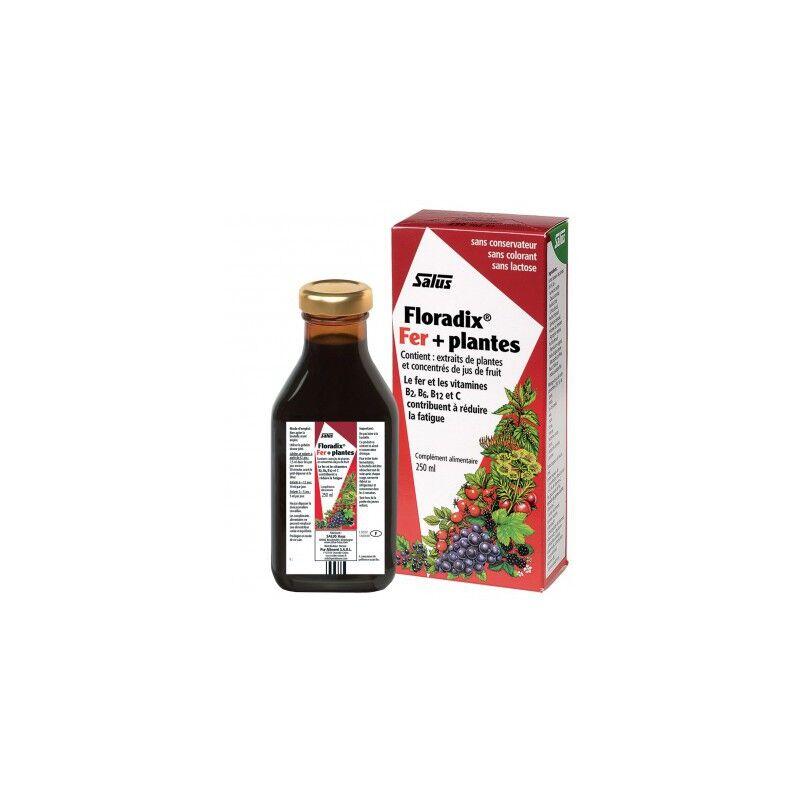 Salus Floradix fer + plantes 250 ml