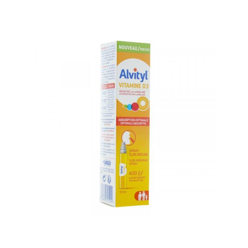 Urgo Alvityl vitamine D3 spray 10 ml