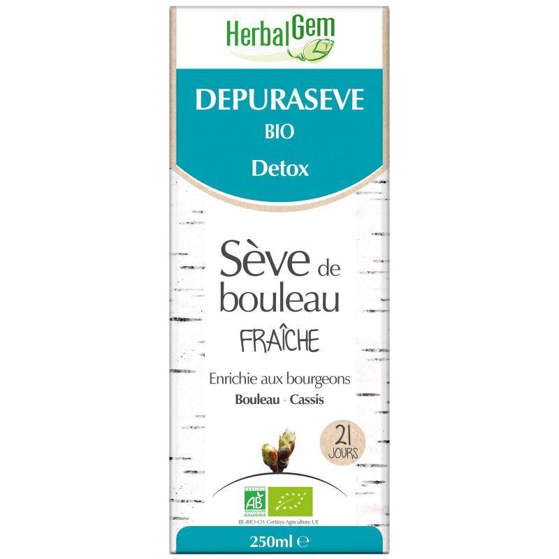 HerbalGem Depuraseve Bio 250ml