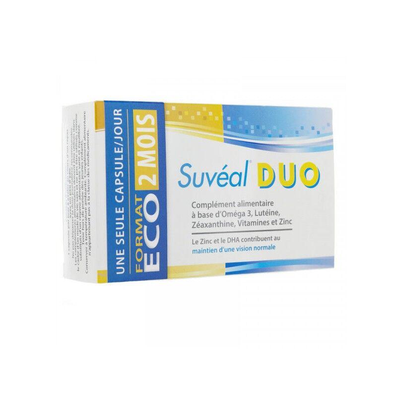 Densmore SUVEAL DUO Rétine 60 capsules