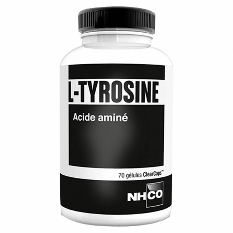 NHCO L-tyrosine acide aminé - 70 gélules