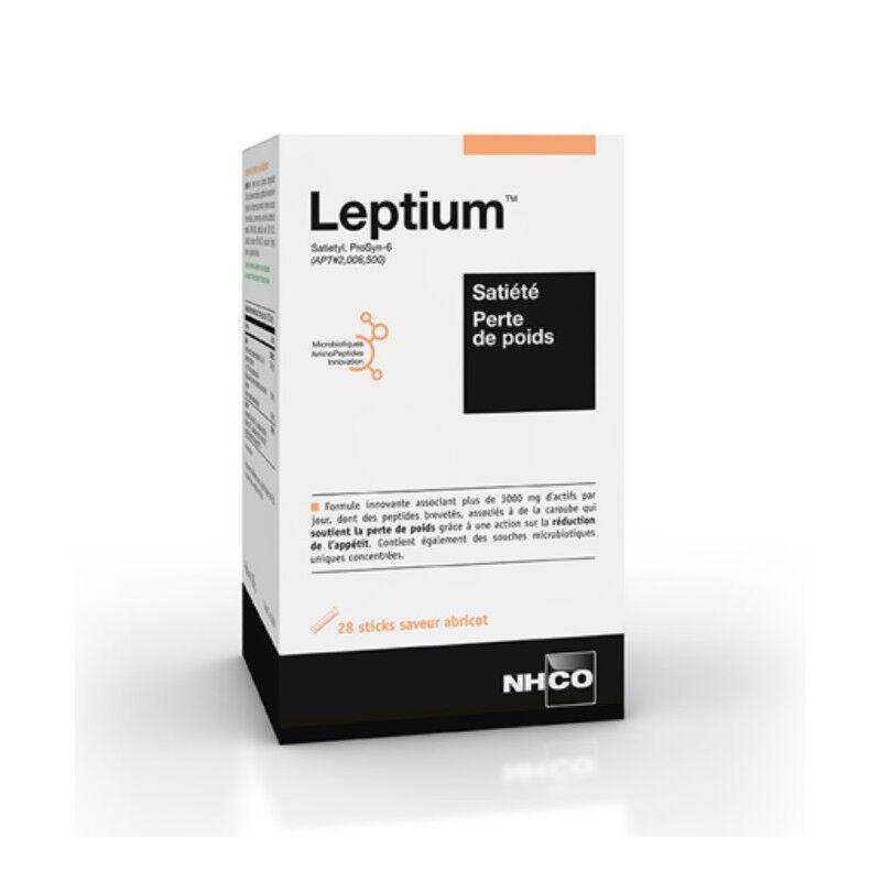 NHCO Leptium perte de poids - 28 sticks