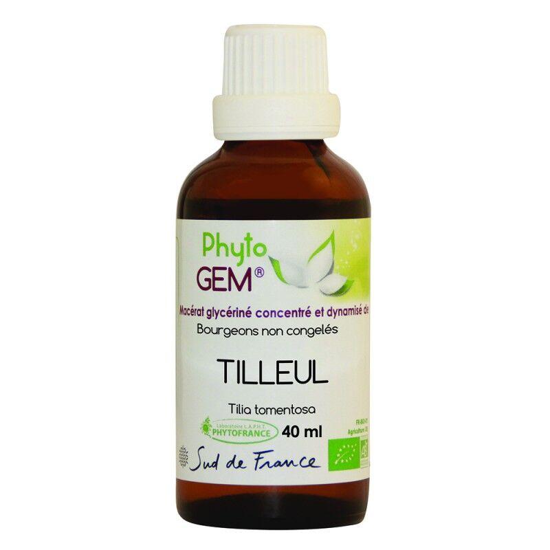 Phytofrance Phyto'gem Bourgeons de Tilleul Bio - 40ml