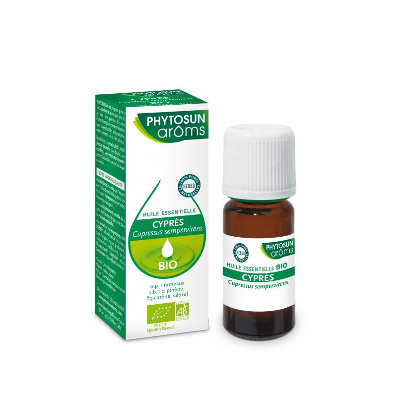 Phytosunarôms Phytosun Arôms Cyprès 10 ml