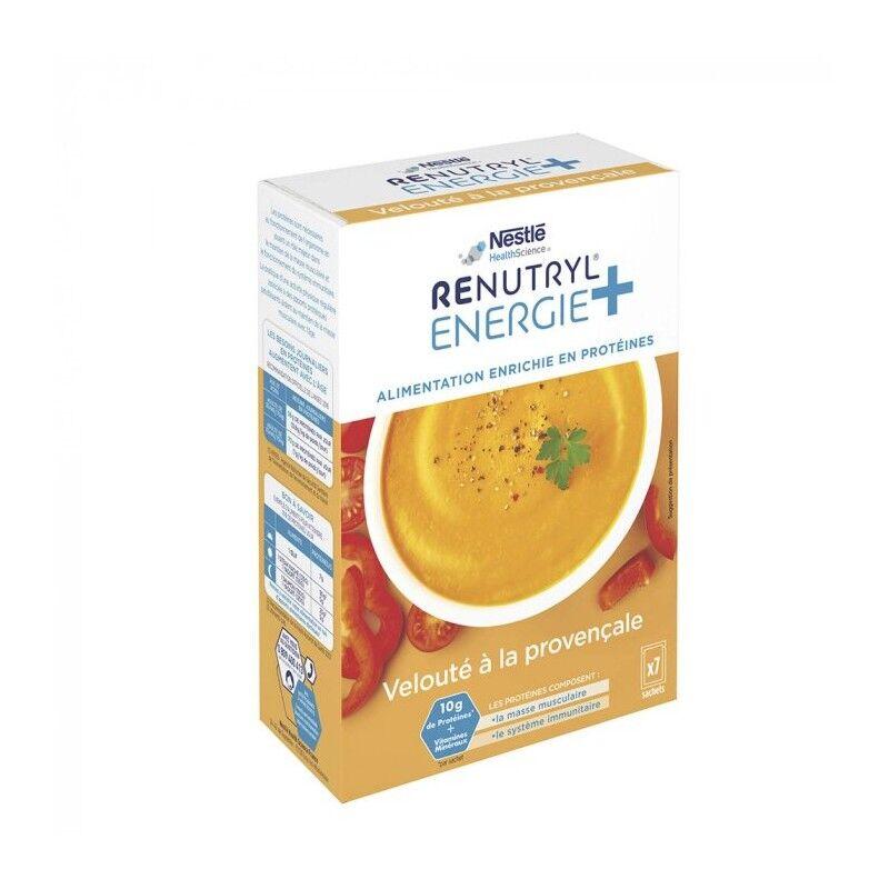 Nestlé Health Science Nestlé Renutryl Energie+ velouté Provençal - 7 sachets