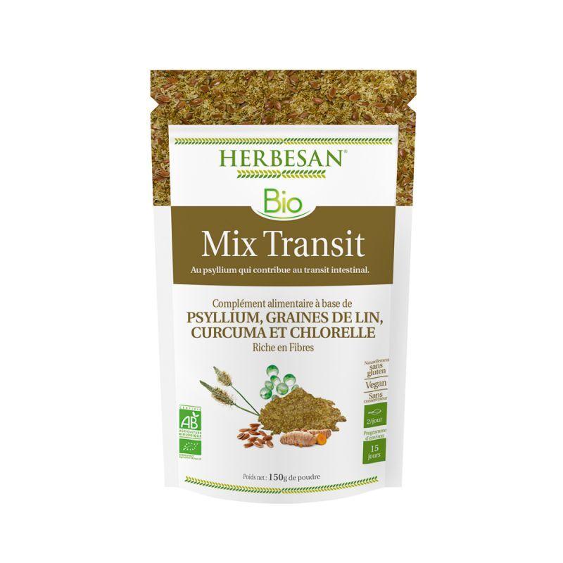 Super Diet Herbesan Mix transit bio poudre - 150 g