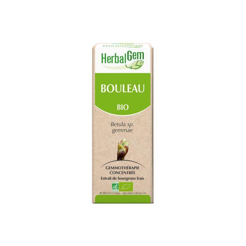 HerbalGem Bio Bouleau 30 ml