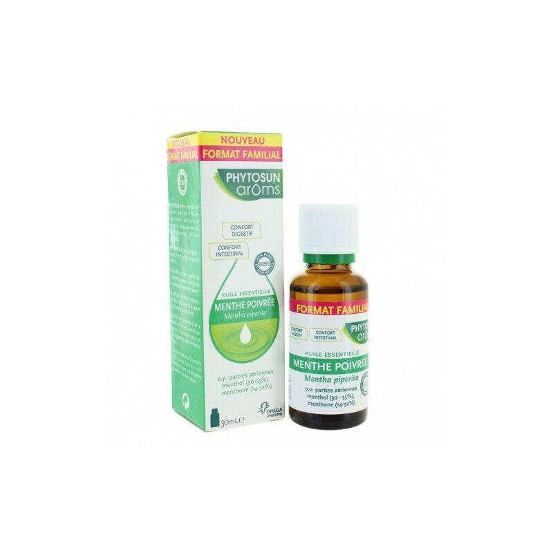Phytosunarôms Phytosun aroms menthe poivrée bio 30 ml
