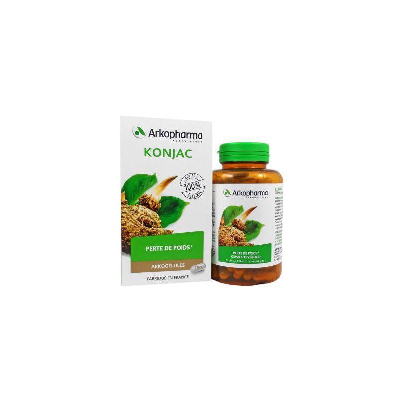 Arkopharma Arkogélules konjac - 150 gélules