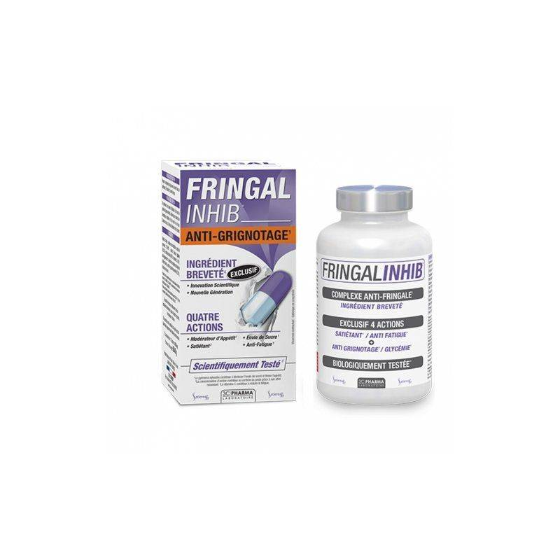 3C Pharma Fringalinhib 72 comprimés