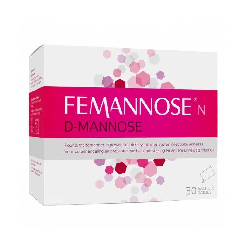 Melisana Pharma Femannose N D-mannose - 14 sachets