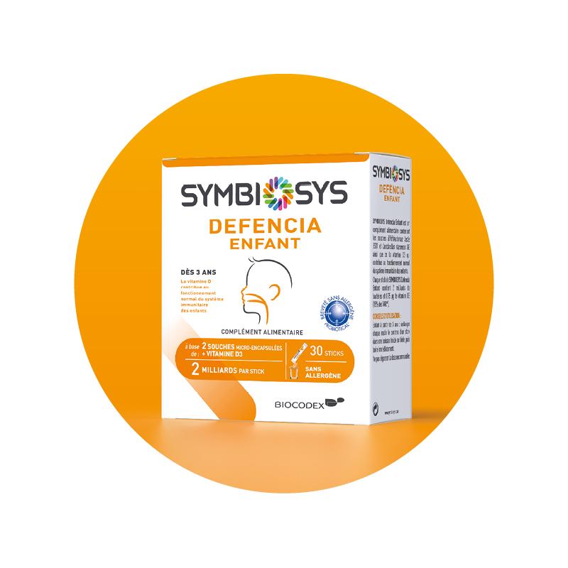 Symbiosys Defencia enfant - 30 sticks