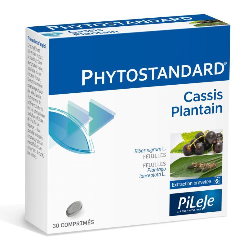 Pileje Phytostandard de Cassis et de Plantain 30 cp