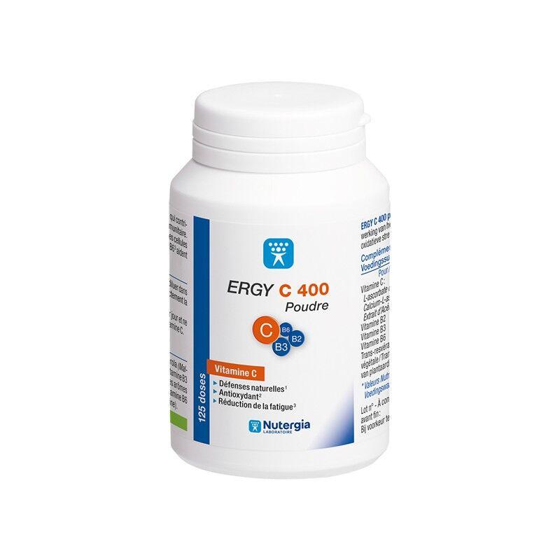 Nutergia ergy c 400 poudre 125 doses