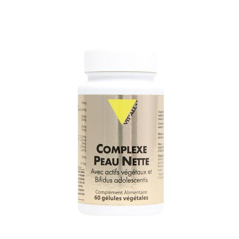 Vitall + Vitall+ Complexe peau nette - 30 gélules