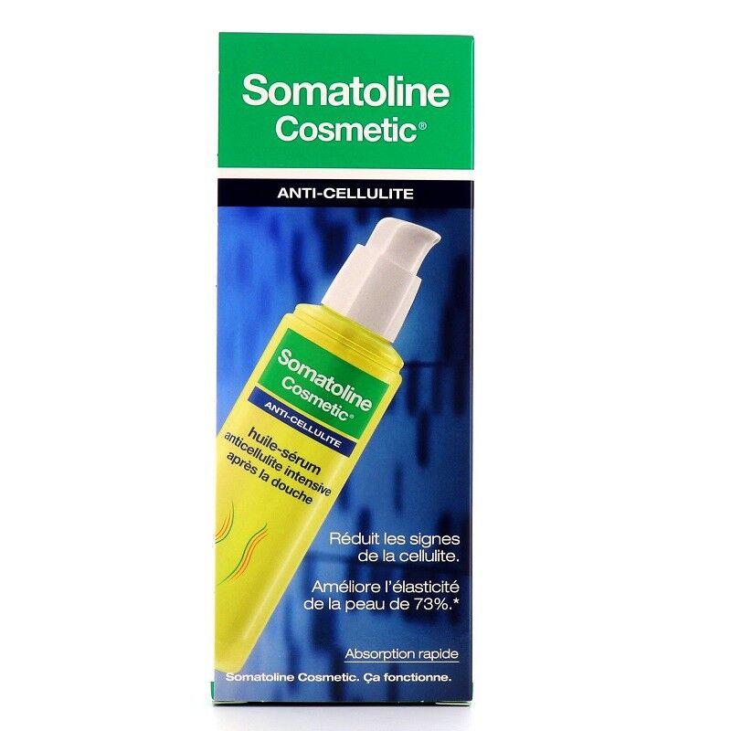 Somatoline Cosmetic Huile sérum anti-cellulite - 125ml