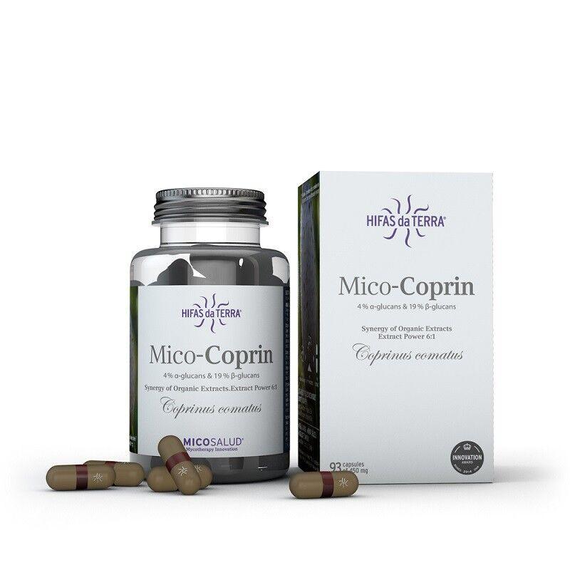 Hifas da Terra Mico Coprin - 93 gélules