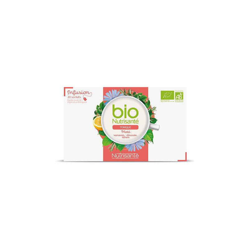Nutrisanté Infusion Tonique Bio - 20 sachets