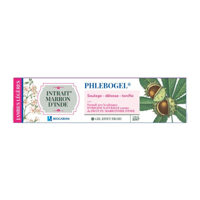 Biogaran Intrait de marron d'Inde Phlebogel - 100g