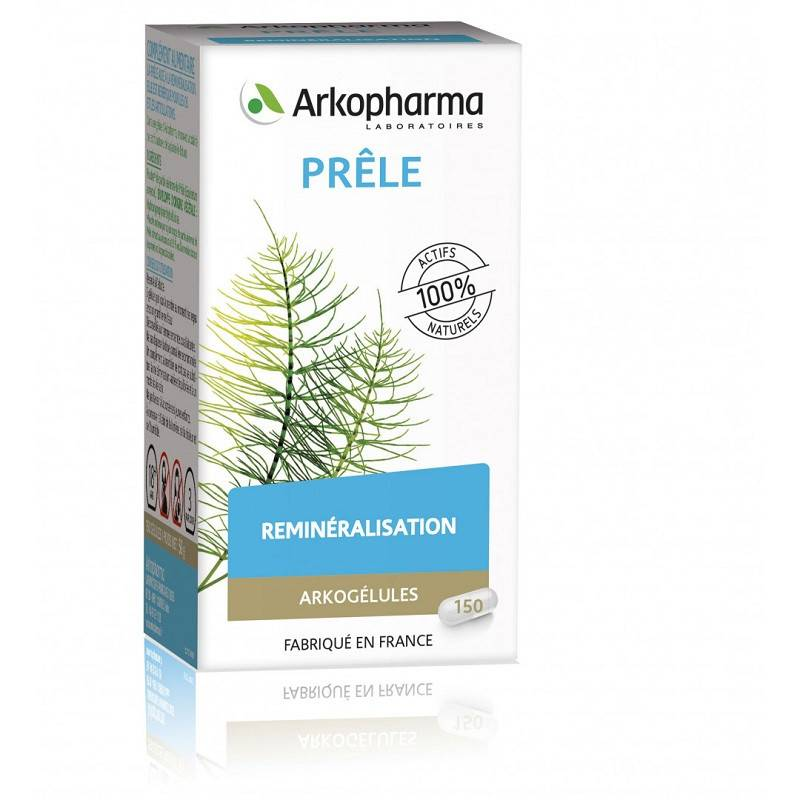 Arkopharma Arkogélules Prêle Bio - 150 gélules