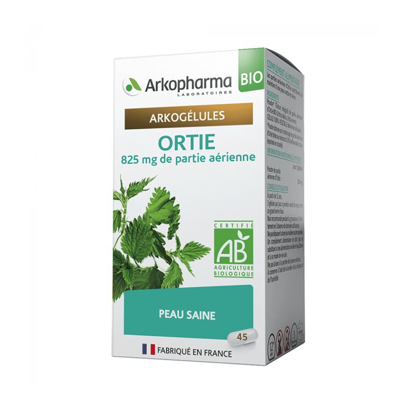 Arkopharma Arkogélules Ortie Bio - 45 gélules