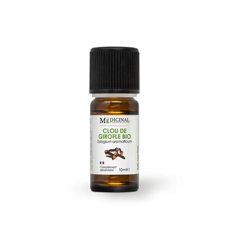 Mediprix Médiprix Huile essentielle Clou de girofle Bio - 10ml