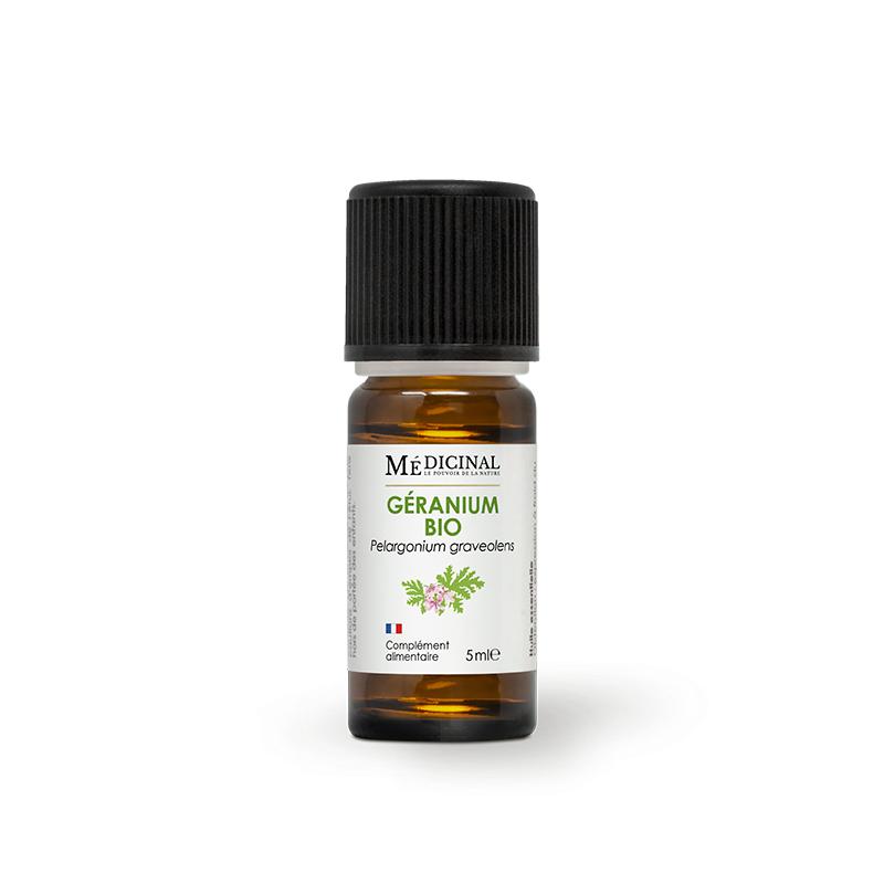 Mediprix Médiprix Huile essentielle Géranium Bio - 10ml