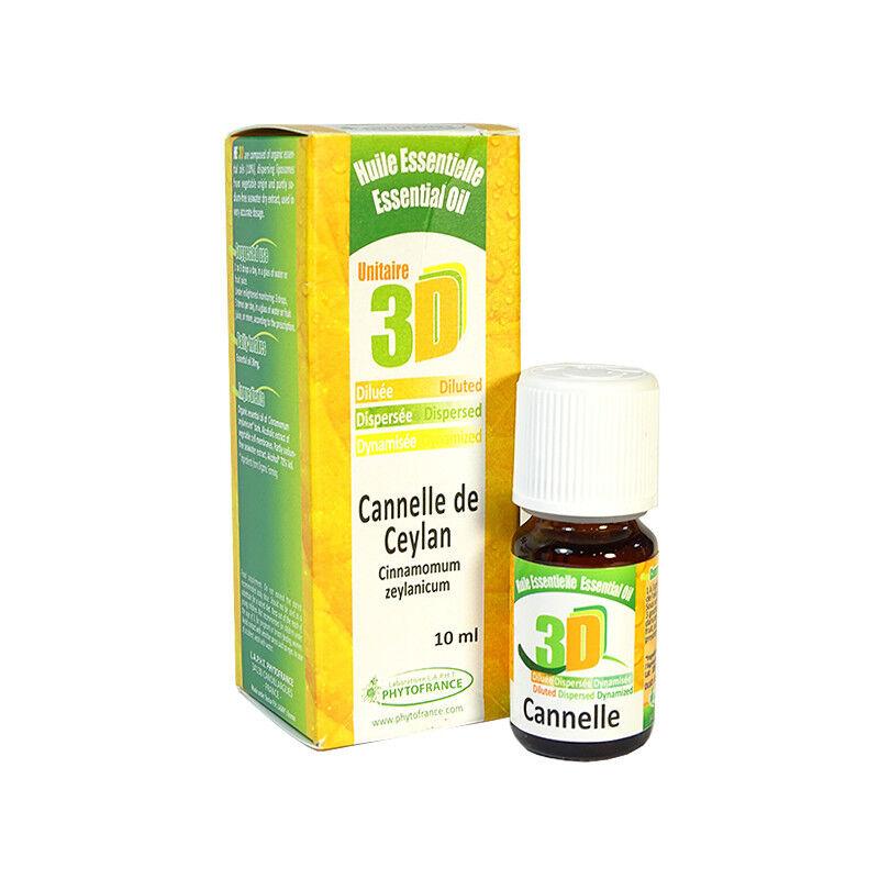 Phytofrance 3D Huile essentielle Cannelle de ceylan - 10ml
