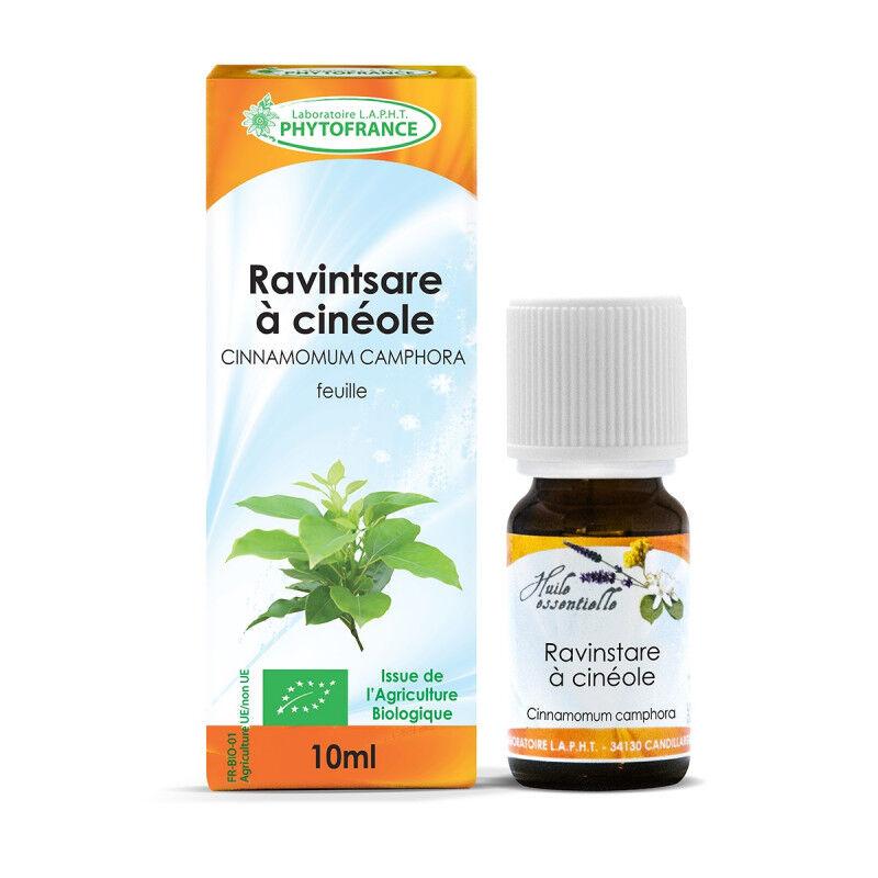Phytofrance Huile essentielle Ravintsara a Cinéole Bio - 10ml