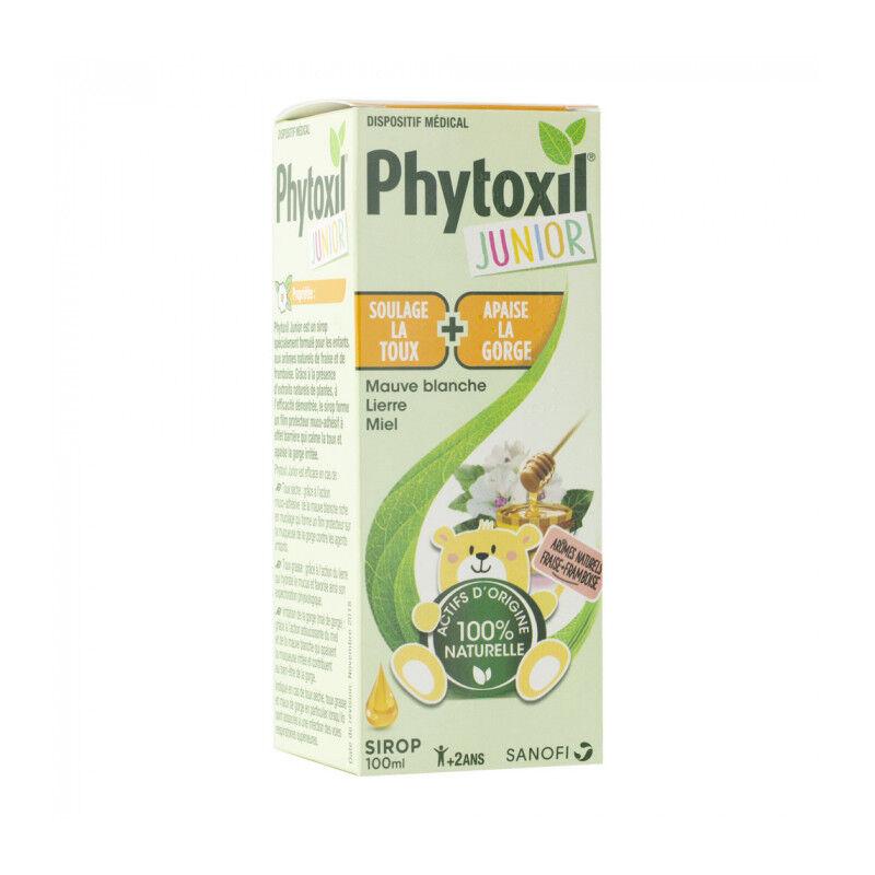 Sanofi Phytoxil Junior Sirop toux sèches et grasses - 100ml