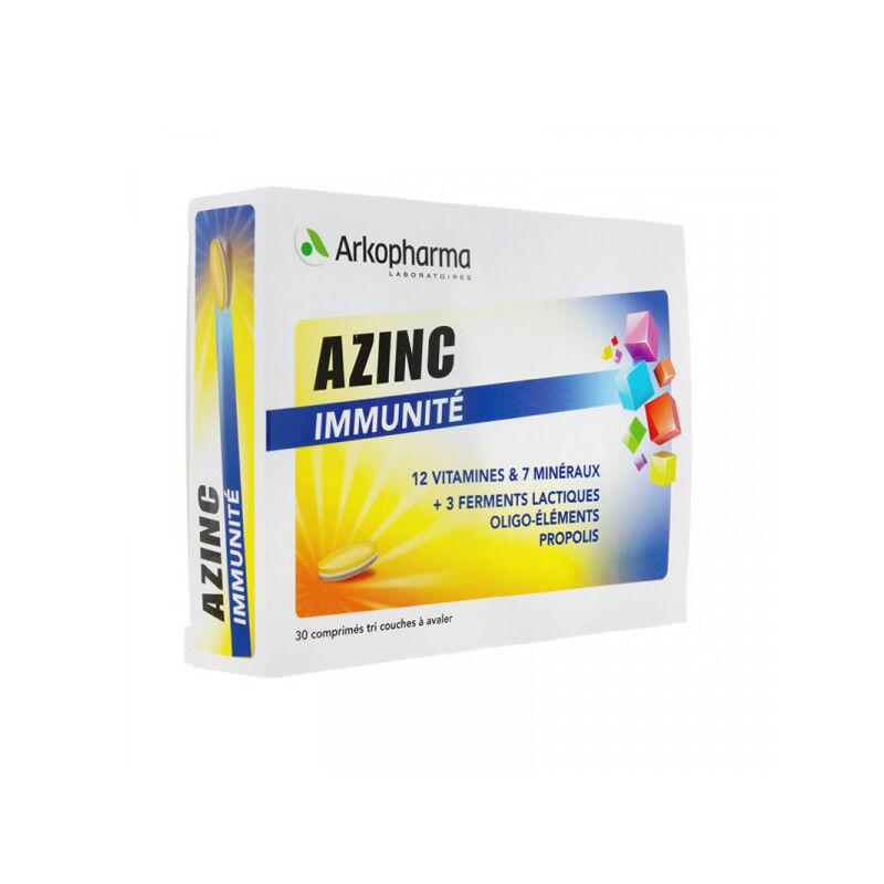 Arkopharma Azinc Immunité - 30 comprimés