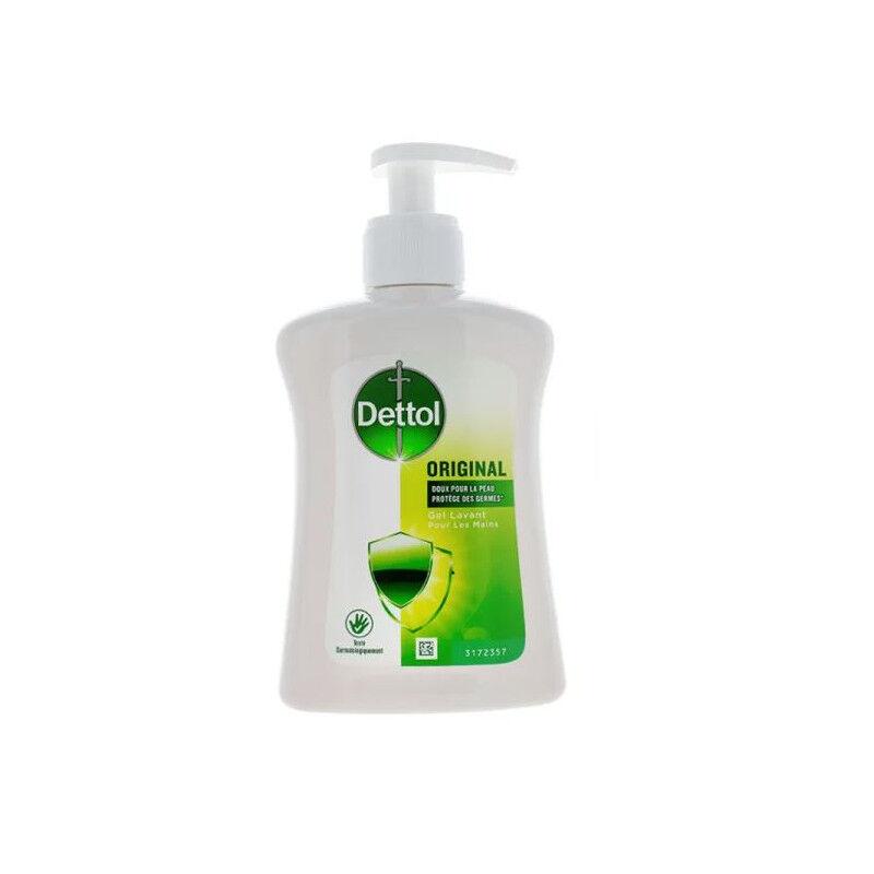 Dettol original gel lavant pour les mains 250ml