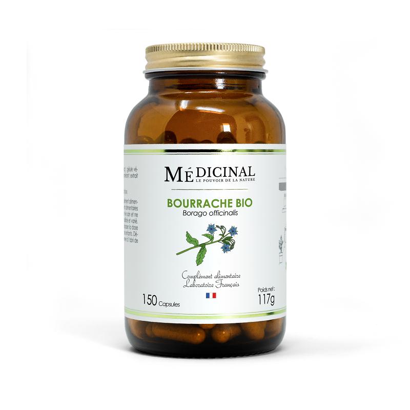 Mediprix Médiprix Bourrache Bio - 150 gélules
