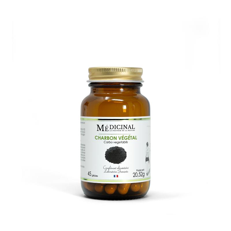 Mediprix Médiprix Charbon végétal Bio - 45 gélules