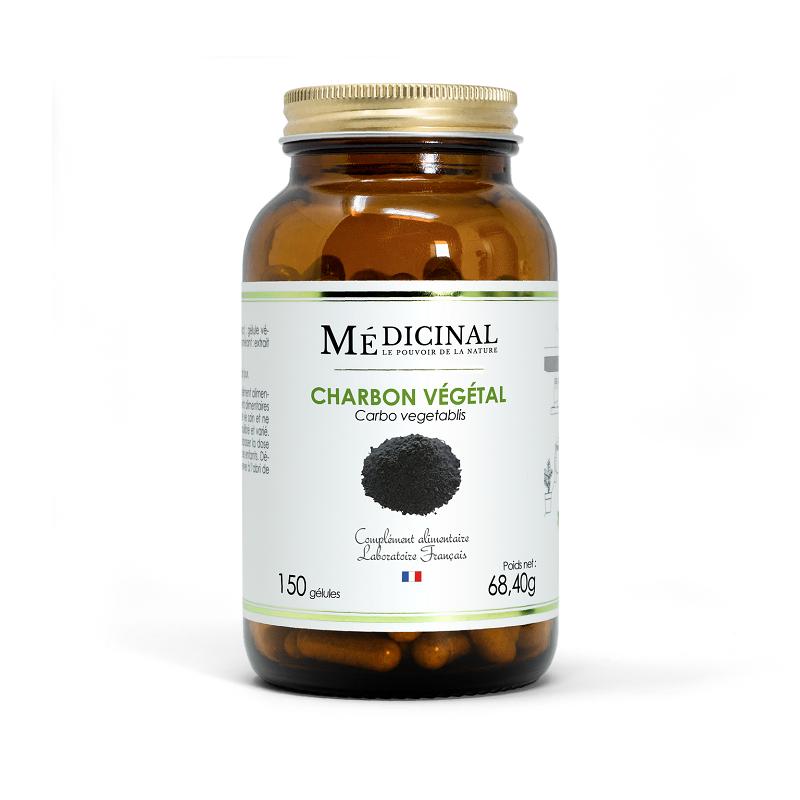 Mediprix Médiprix Charbon végétal Bio - 150 gélules