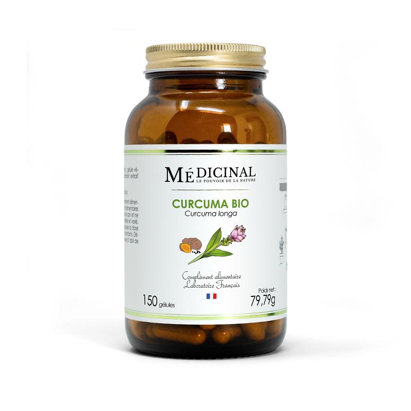 Mediprix Médiprix Curcuma Bio - 150 gélules