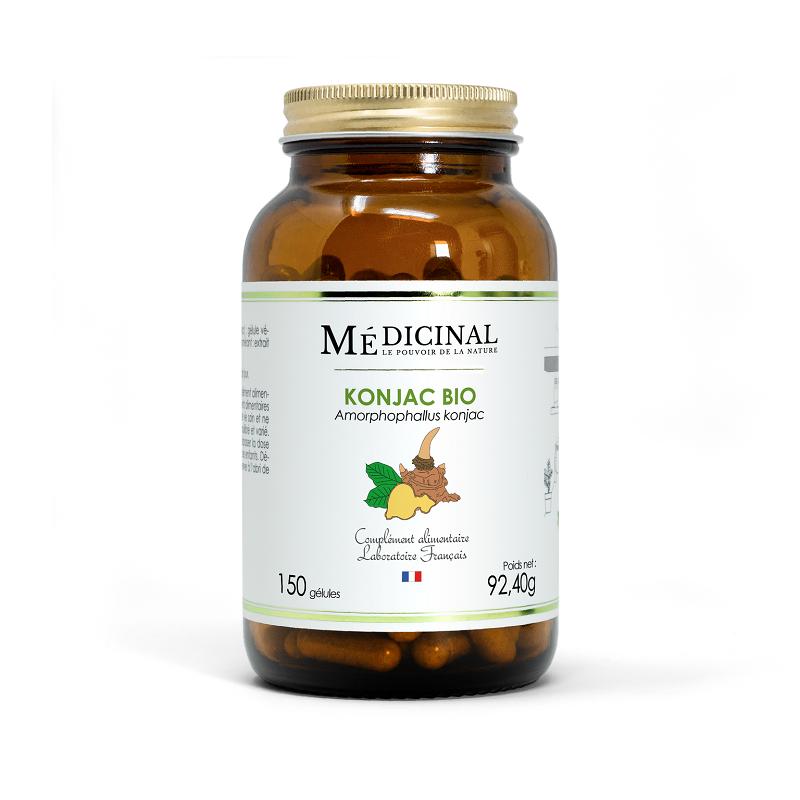Mediprix Médiprix Konjac Bio - 150 gélules